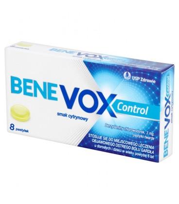 Benevox Control smak Cytrynowy 20,48g