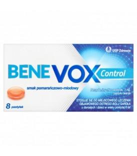 Benevox Control smak pomarańczowo-Miodowy 20,48g