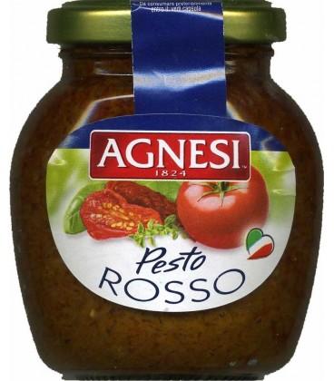 Agnesi Sos Pesto Rosso 185g