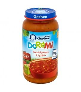 Nestle DoReMi zupka pomidorowa 250g