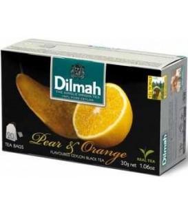 Dilmah herbata gruszka i pomarańcza 30g