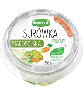 Marwit Surówka premium staroploska 300g
