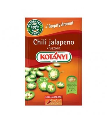 Kotanyi Chili jalapeno kruszone8g