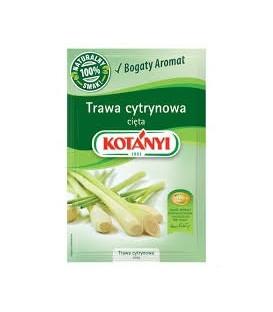 Kotanyi Trawa cytrynowa 15g