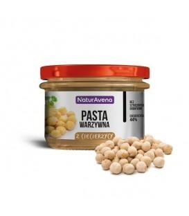 N-pasta warzywna z ciecierzycą 185g