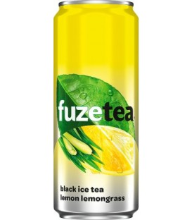 Coca cola Fuze Ice Tea Lemon 0,33l