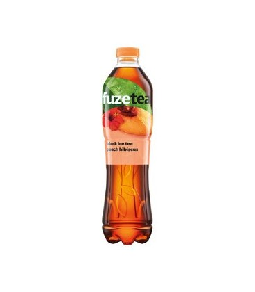 Coca cola Fuze Ice Tea Peach1,5l
