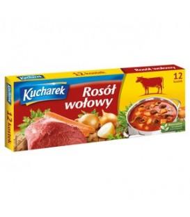 Kucharek rosół wołowy 120g bulion