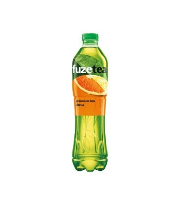 Coca cola Fuze Ice Tea Green Tea Citrus 1,5l