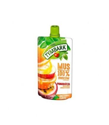 Tymbark Mus Pomarańcza 120g