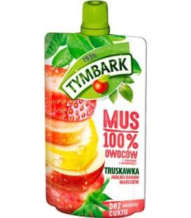 Tymbark Mus Truskawka120g