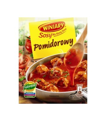 Winiary sos pomidorowy 38g