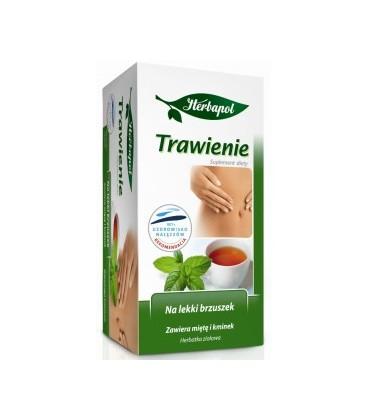 Herbapol trawienie 40g herbata