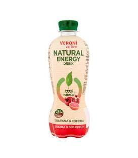 Veroni active nat ener drink granat&grejpfrut 0,4L