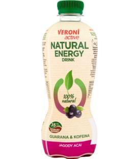 Veroni active natur energy drink jagoda acai 0,4L