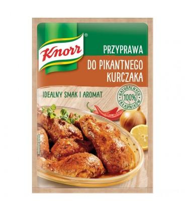 Knorr Przyprawa do Kurczaka Pikantnego 23g