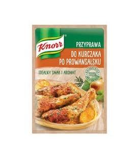 Knorr Przyprawa do Kurczaka po Prowansalsku 23g