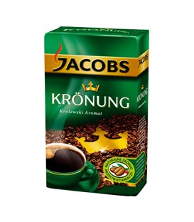 Jacobs Kronung mielona 250g import