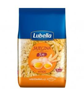 Lubella Makaron Wstążka 5-jajeczny 400g.
