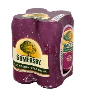 Somersby Blackberry puszka 4-pack 500ml