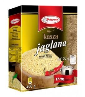Polgreen Kasza Jaglana 4x100g.