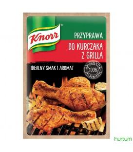 Knorr Przyprawa do Kurczaka z Grilla 23g