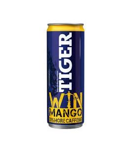 Tiger napój energetyczny gazowany win mango 250ml