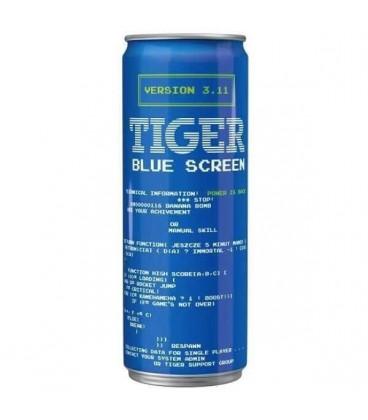 Tiger Bluescreen Napój energetyczny gaz. 250ml