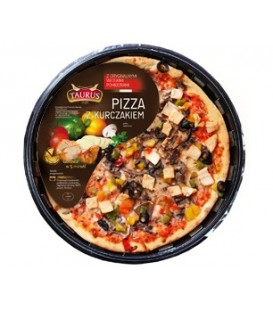 Taurus Pizza z Kurczakiem 350g.