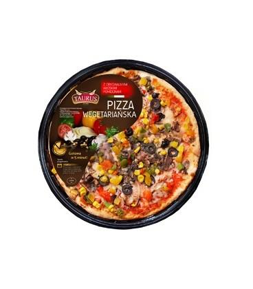 Taurus Pizza Wegetarińska 350g.
