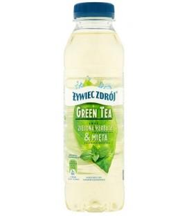 Żywiec Zdrój Green Tea Mięta 0,5l