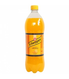 Schweppes Orange 0,9L