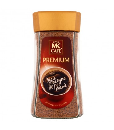 MK Cafe premium 175g słoik kawa instant