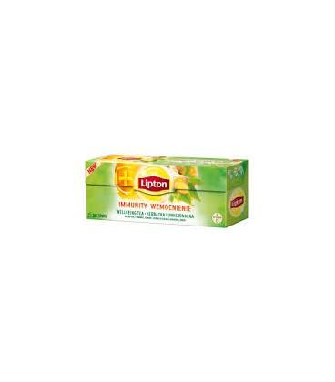 Lipton herbata wzmocnienie 20 torebek
