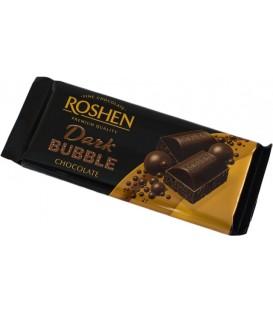 Roshen Czekolada ekstra gorzka z bąbelkami 85g