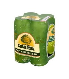 Somersby Apple Puszka 4-pack 500ml