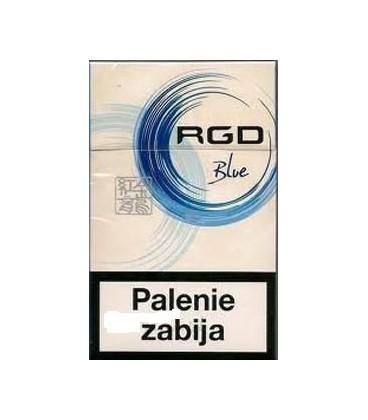 RGD Blue Box papierosy