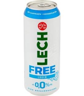 Lech Free Puszka 0,5l