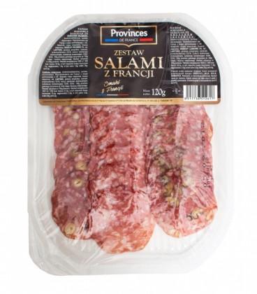 Olivier&Co Zestaw Salami 120g