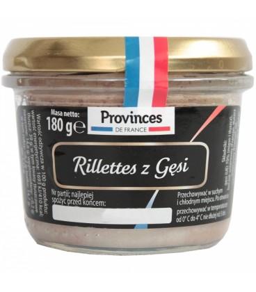 Olivier&Co Rillettes z gęsi 180g