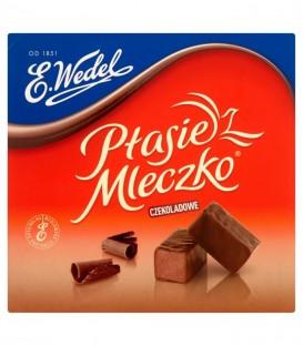 Wedel Ptasie Mleczko czekoladowe 380g