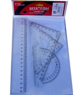 Zestaw Geometryczny 20cm