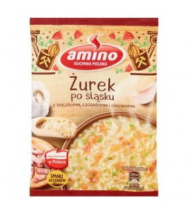 Amino Żurek Śląski 65g.