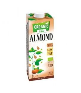 Sante Organic Napój Migdałowy b/d cukru 1l.