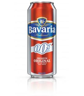 Bavaria Malt bezalkoholowe pusz. 0,5l