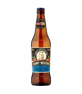 Henry Westons Medium Sweet but. 0,5l