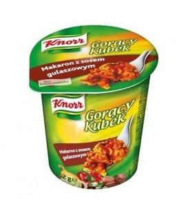 Knorr Danie makaron gulasz 53g
