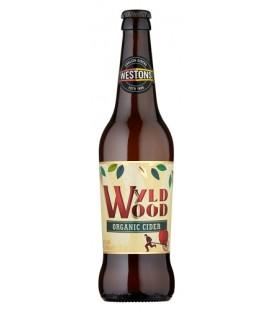 Wyld Wood Organic Cider but. 0,5l