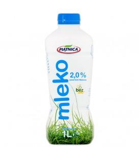 Piątnica Mleko Trwałe UHT 2% Butelka