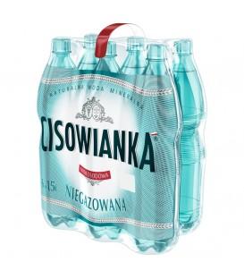 Cisowianka 6x1,5L.n/gaz